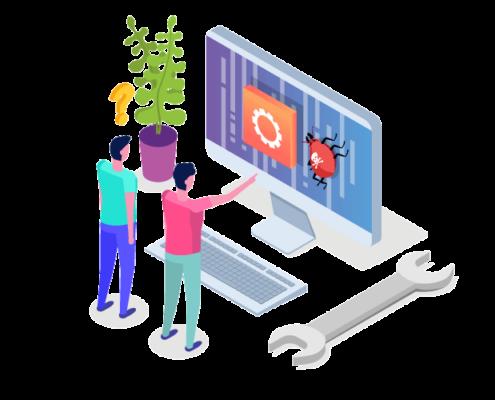 Webdesigner - jeg designer og administrere WordPress websteder